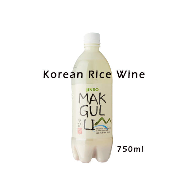 Makguli Korean Rice Wine Tuckshop Sg