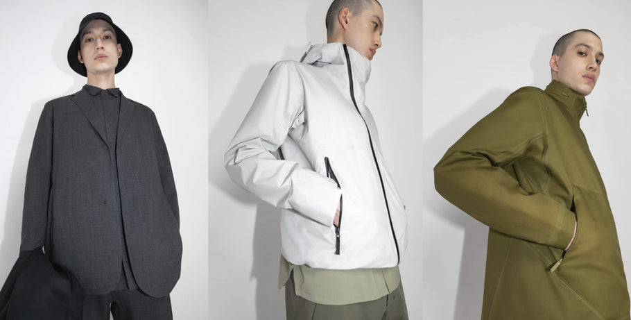 VEILANCE 2021 SPRING&SUMMER PREVIEW
