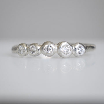Island Diamond Ring