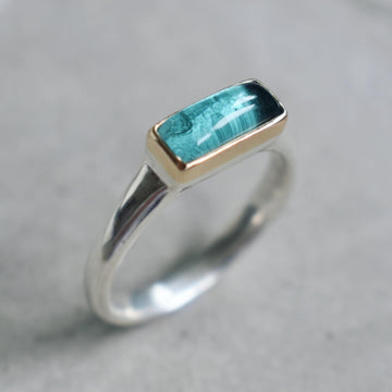 Treasure Bar Ring