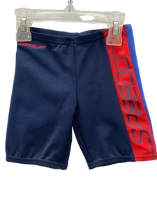 Speedo Jammer - Speed Ahead (Navy/Red/Blue)