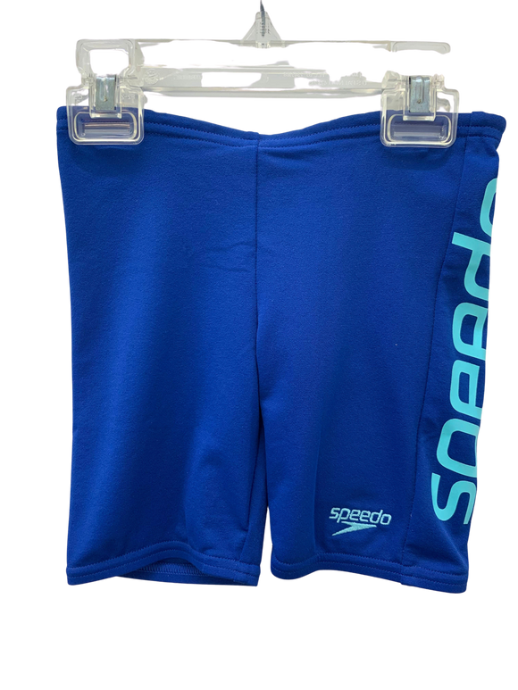 Speedo Jammer - Logo (Royal Blue/Sky)