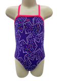 Speedo Crossback One Piece - Starlight