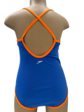 Speedo Crossback One Piece - Just Peachy