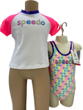Speedo Sun Top & Tog Set - Mix Fix