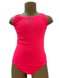 Speedo Leaderback One Piece - Pink (Mint)