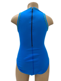 Speedo Turbo Suit One Piece - Blue