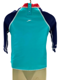 Speedo Sun Top (Long Sleeve) - Traffic