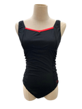 Speedo Womens Scoopback One Piece - Black