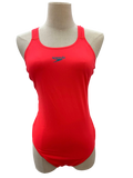 Speedo Womens Medalist One Piece - Orange