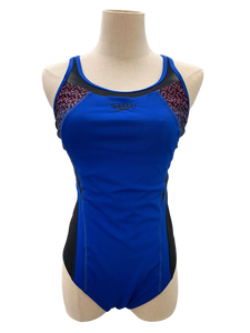 Speedo Womens Sculpt One Piece - Royal Blue