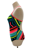Speedo Womens Y Back One Piece - Apache