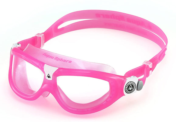 Seal Kid 2 Mask Goggle - Pink