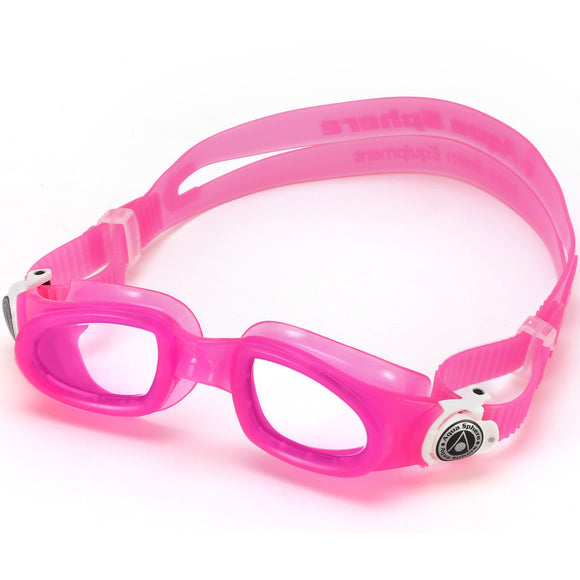 Moby Junior Goggle - Pink