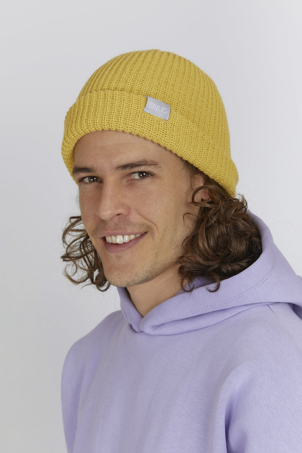 """Sunflower Fisherman Bere -Beanie snugbrandwear"""