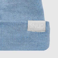 """Upload the image to the Gallery viewer, """"Baby Blue College Beret-Beanies snugbrandwear"""""""