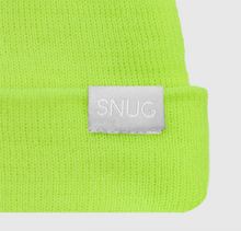 """Upload the image to the Gallery viewer, """"Lime College Beret - Beanie snugbrandwear"""""""