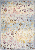 Evelyn Floral Multi-Colour Transitional Rug