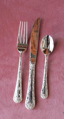 3-Piece Matched Utensil Set