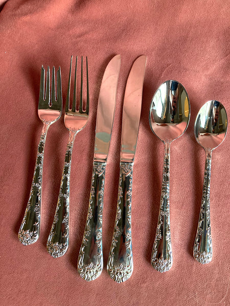 6-Piece Matched Utensil Set