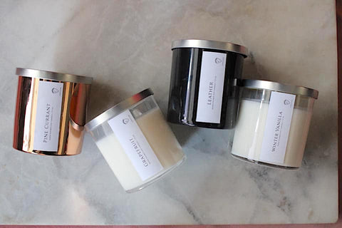 Capucine Luxury Candle