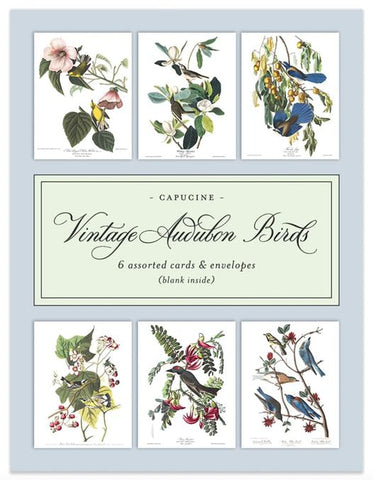 Emily Rose Ink Audubon Stationery Set
