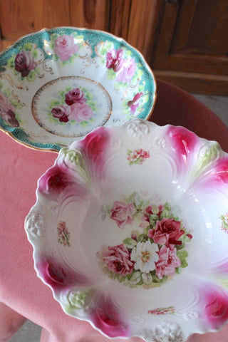 Fine China Serving Bowl