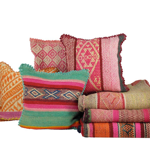 Heirloom Peruvian Pillow
