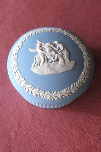 Wedgewood Trinket Box