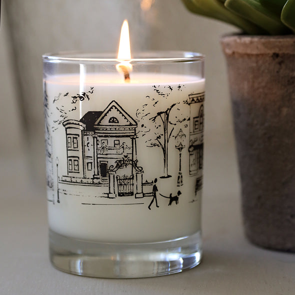 Plymouth Candle (14 oz) - East Arbor Goods