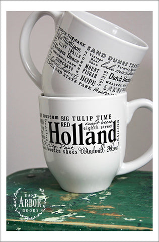 Holland Mug - East Arbor Goods