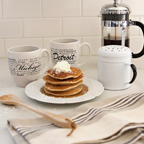 The Hot Cakes & Coffee Set - East Arbor Goods