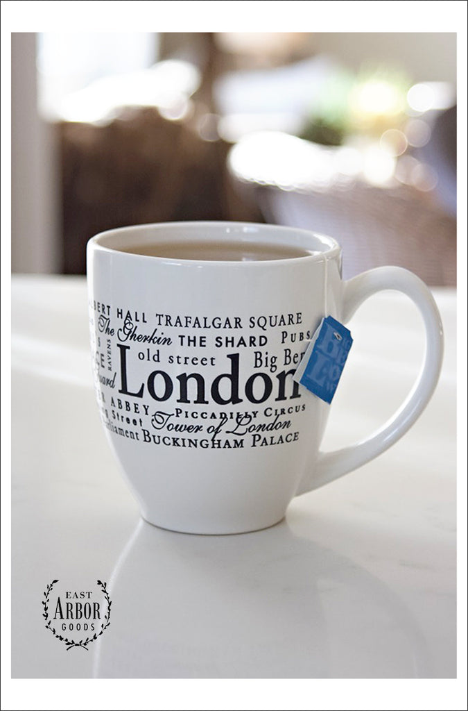 London Mug - East Arbor Goods