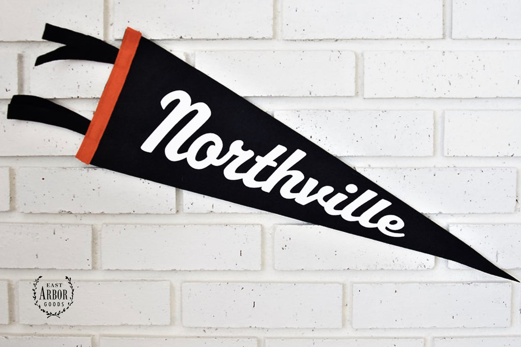Northville Pennant - East Arbor Goods