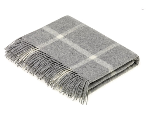 Merino Lambswool Throw - East Arbor Goods