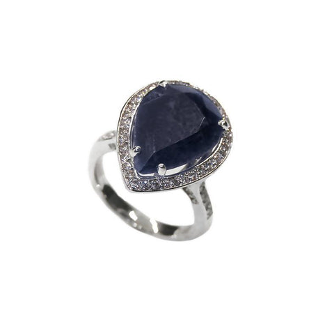 Deep Blue - Ring - Interjuwel