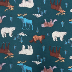 Browse Printed Flannelette