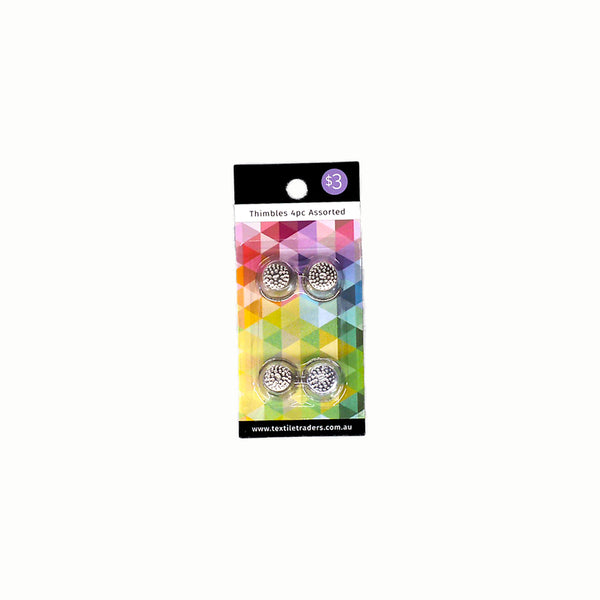 Thimbles - 4 pack