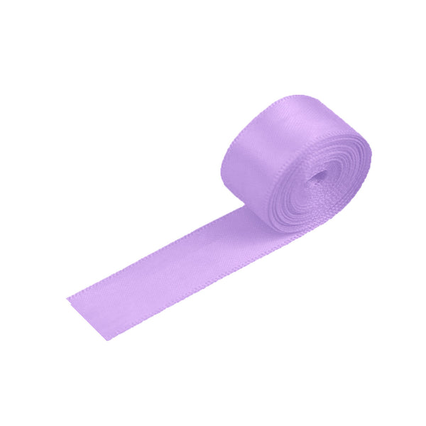 Satin Ribbon 20mm x 3mt - Lilac