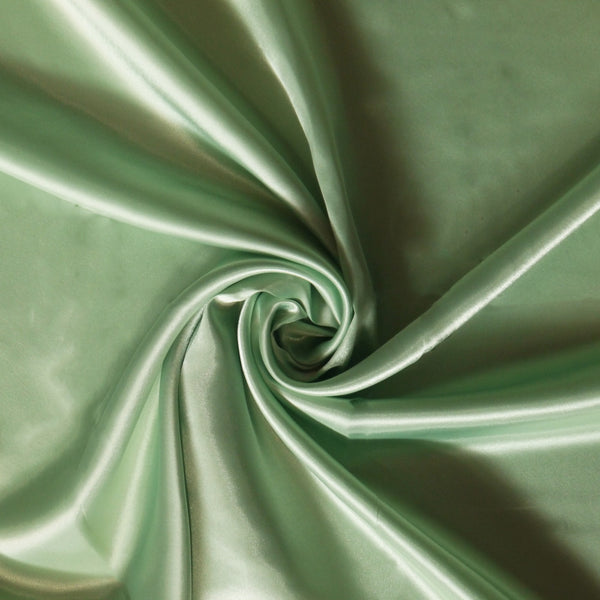 Satin charmeuse - Sage