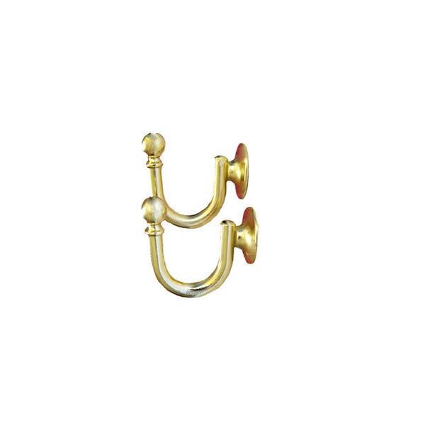 Tie Back Hook Small - Gold