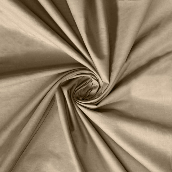 Twill Sheeting - Taupe