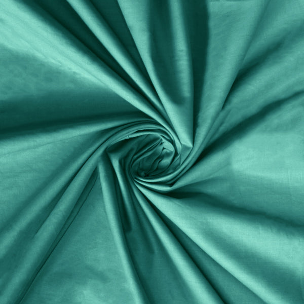Twill Sheeting - Teal
