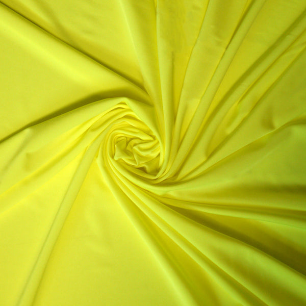 Nylon Lycra - Fluro Yellow