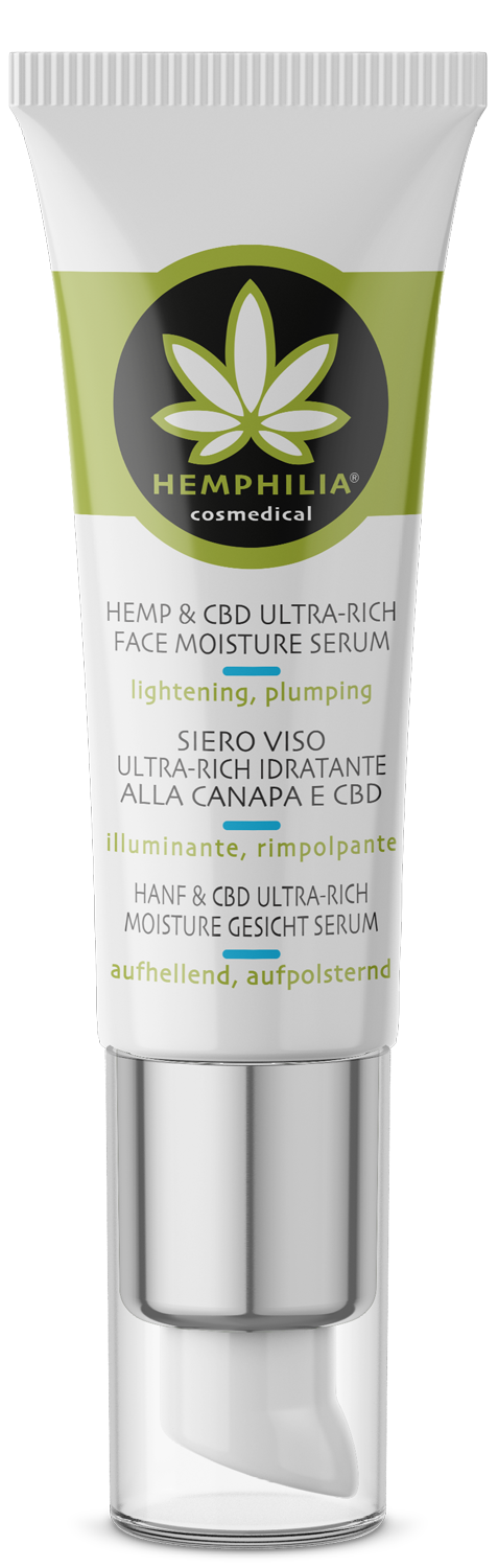 Ultra-rich face moisture serum