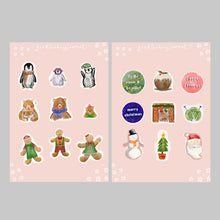 Load image into Gallery viewer, Christmas Stickers