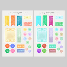 Load image into Gallery viewer, Memo and Planner Stickers