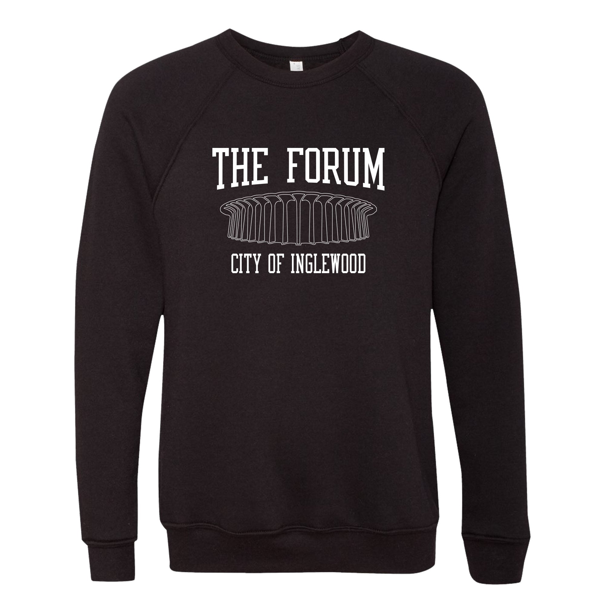 City of Inglewood Sweatshirt (Black)