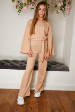 Load image into Gallery viewer, Split sleeve trouser and co ord set
