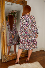 Load image into Gallery viewer, Ceia dress LEOPARD BRIGHTS
